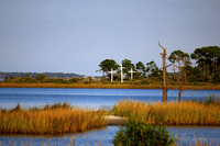 Three Crosses on St. George Island