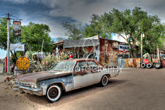 Hackberry General Store ~ Hackberry, Arizona ~ Route 66